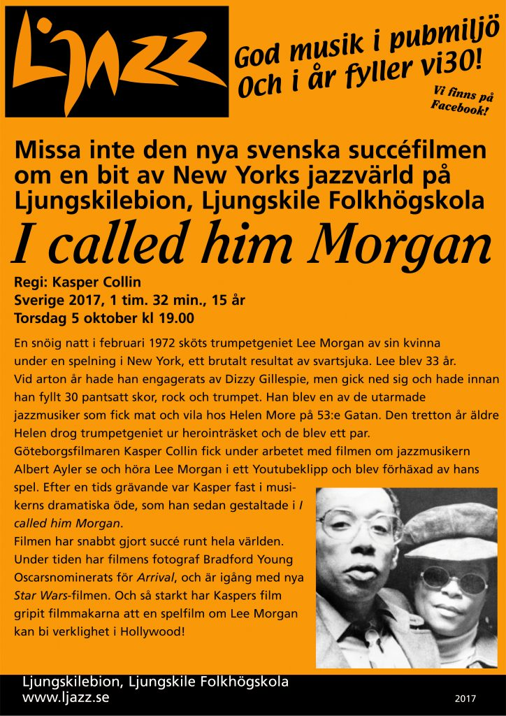 2017 Lee Morgan